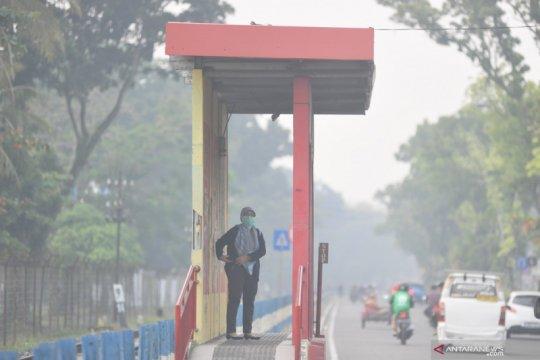 Penderita ISPA di Pariaman meningkat akibat kabut asap