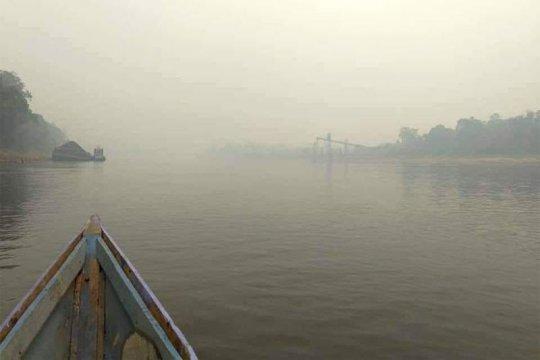 Kabut asap semakin pekat, Pemkab Barito Utara liburkan PAUD-SLTP