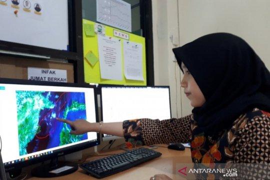 Sulteng berpotensi dapat kiriman asap dari Kalimantan