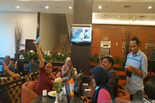 Wartawan Jayapura sambut gembira berakhirnya pemblokiran internet
