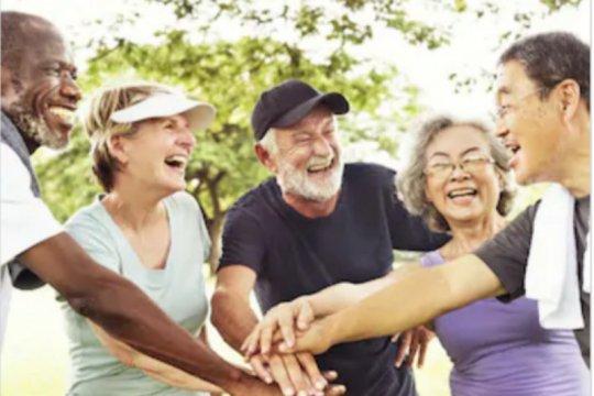 Kenali masalah kulit di usia di atas 50 tahun