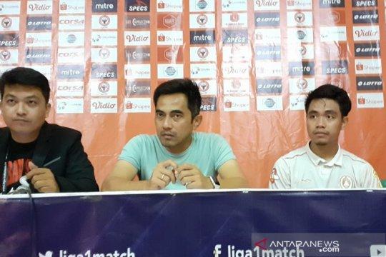 Pelatih PSS Sleman akui beruntung menang atas Semen Padang