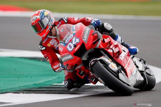 Bakal pisah dengan Ducati, Dovizioso belum miliki rencana B