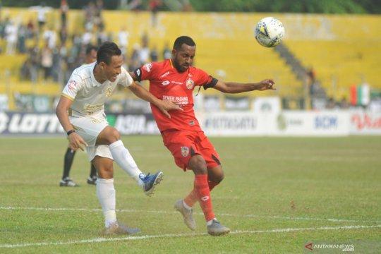 Semen Padang kalah atas PS Sleman