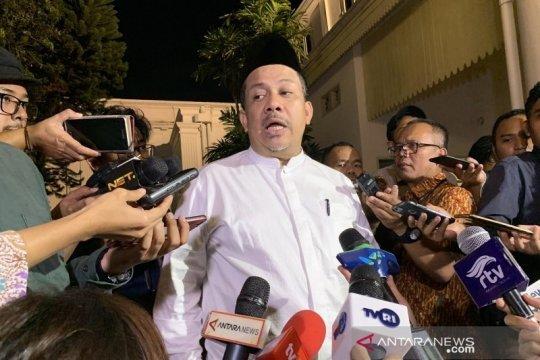 Fahri sarankan penyerahan mandat pimpinan KPK disikapi sederhana