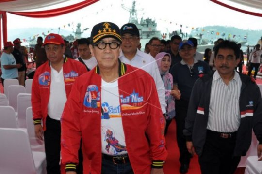 Presiden Joko Widodo batal hadiri Sail Nias 2019