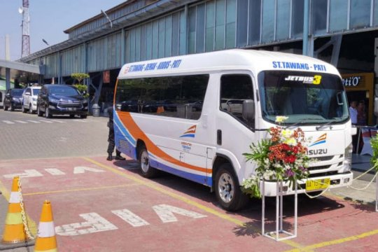 KAI luncurkan moda terusan bagi penumpang di Pantura Timur