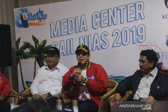 8 Duta Besar hadiri Sail Nias 2019