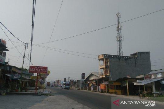 Kualitas udara Sumatera Barat menurun