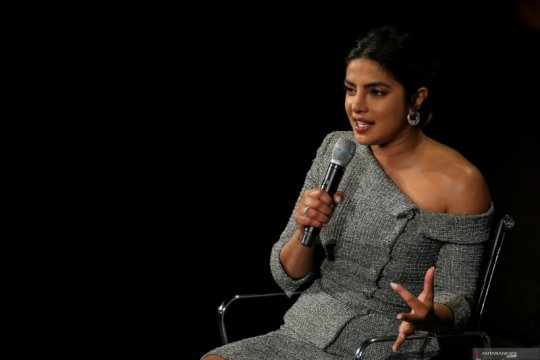 Priyanka Chopra ingin ubah stigma seks film Bollywood