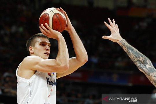 Serbia tundukkan Ceko 90-81 dalam perebutan peringkat kelima