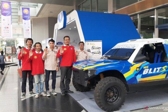 Tim UBL bermimpi bawa mobil listrik Neo Blits ke Reli Dakar