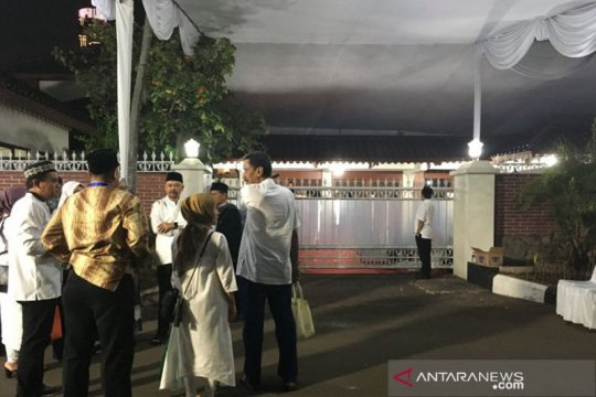 Xanana Gusmao dijadwalkan melayat ke kediaman BJ Habibie malam ini