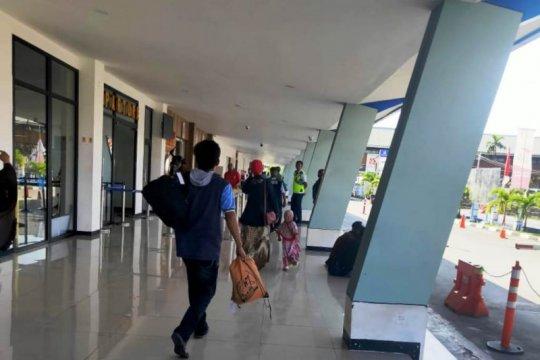 Petugas Bandara Biak batalkan keberangkatan karyawan BPJS Kesehatan