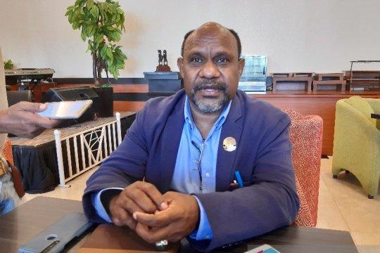 Majelis Rakyat Papua salurkan bantuan makanan ke asrama mahasiswa