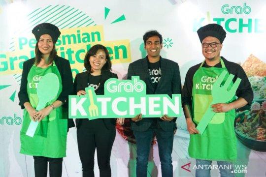 GrabFood ekspansi melalui GrabKitchen di seluruh Indonesia