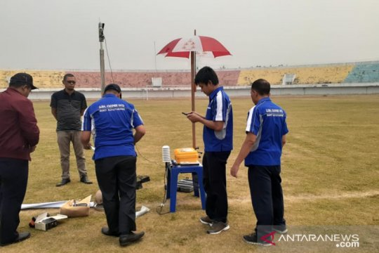 BMKG : Kualitas udara Kabupaten Dharmasraya sangat tidak sehat