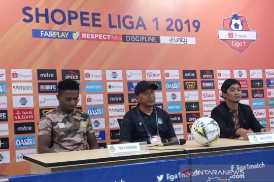 Tira Persikabo lawan Persib Bandung berakhir imbang 1-1