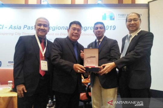 """Kota Denpasar raih penghargaan """"Most Prosperous City"""""""