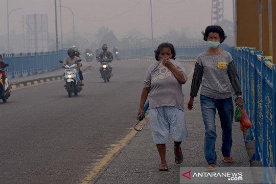 Kualitas udara Sumbar buruk, BMKG sarankan kurangi aktivitas di luar