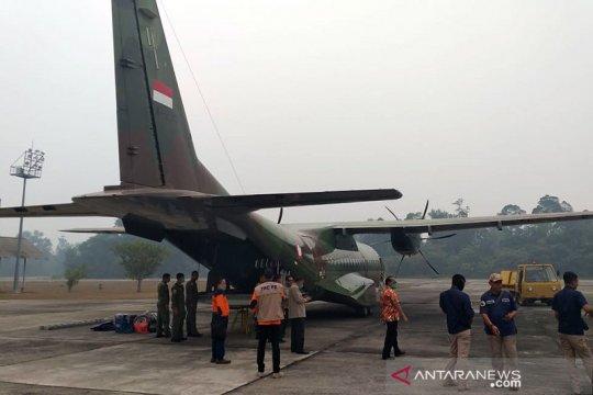 Setelah hujan, kondisi Riau yang terdampak asap karhutla membaik