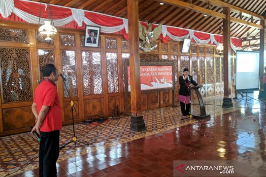 Antasari deklarasikan Garda Aksi Indonesia
