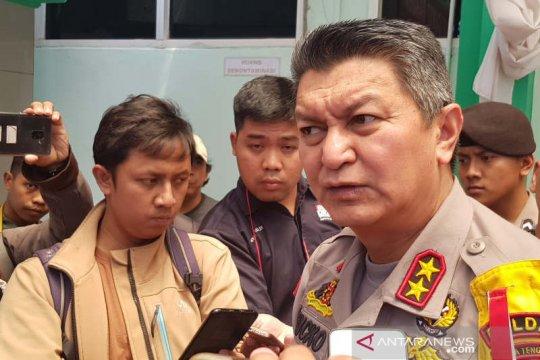 Ledakan di Mako Brimob Semarang - Kapolda: gudang berisi 30 peledak