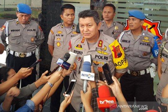 Polda Jawa Tengah: 44 rumah warga rusak akibat ledakan markas Brimob
