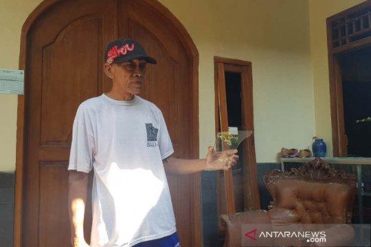 Ledakan di Mako Brimob Semarang, merusak rumah warga