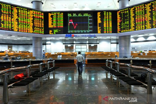 Pasar saham Malaysia ditutup naik, indeks KLCI menguat 0,54 persen