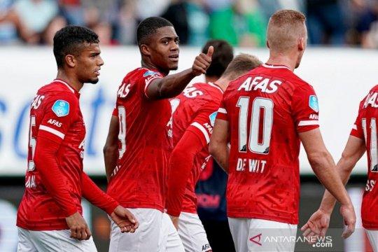 AZ hajar Sparta Rotterdam 5-1
