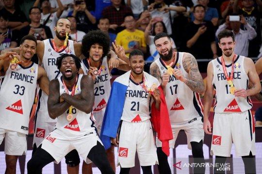 Prancis raih perunggu lagi setelah kalahkan Australia