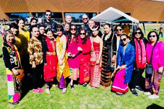 Diaspora Indonesia terima penghargaan di kongres jalan sedunia