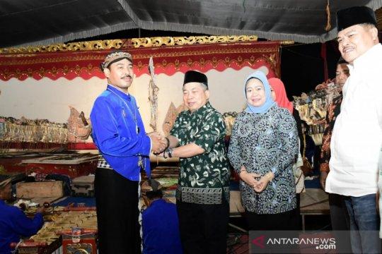 MPR berkontribusi melestarikan warisan nenek moyang