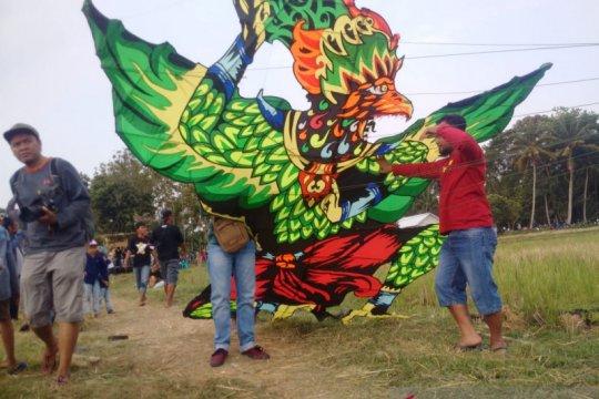 Festival Layang-Layang Ngaran 2019 ajak milenial kembali ke sawah