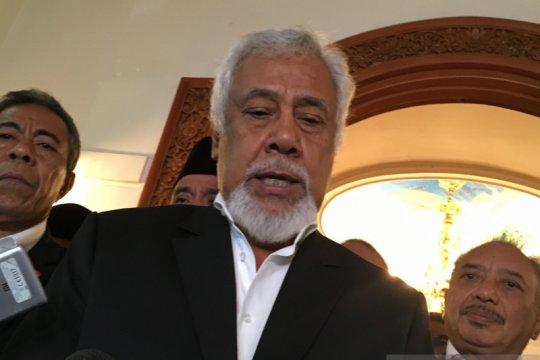 Koalisi partai pimpinan Xanana Gusmao siap jalankan pemerintahan baru