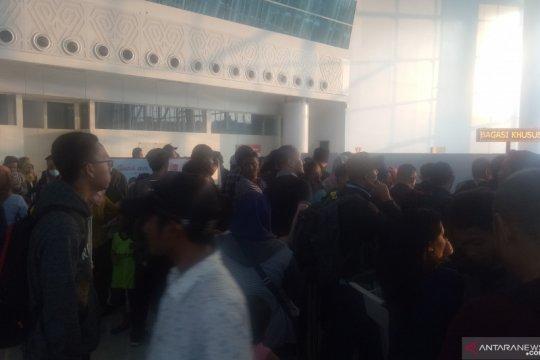 Asap, pesawat jamaah haji Nunukan batal mendarat di Bandara Tarakan