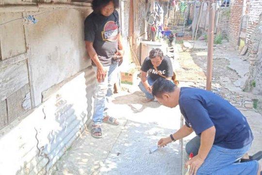 Tim ahli selamatkan nisan tinggalan Belanda di Indramayu