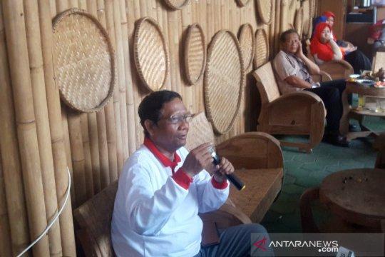 Mahfud MD memandang persoalan RUU KPK hanya pada prosedurnya
