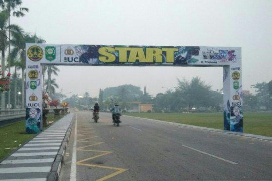 PRCT mundur dari Tour de Siak gara-gara kabut asap