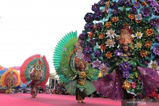Malang Flower Carnival didorong lebih kreatif