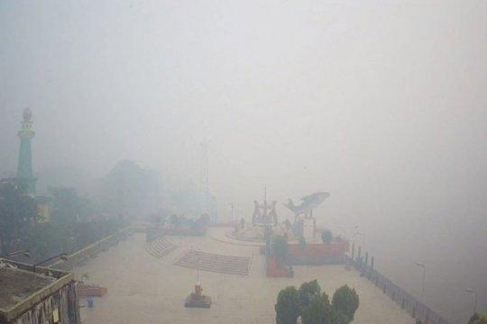 Kemenkes kirim tim medis ke Kalteng tangani warga terdampak asap