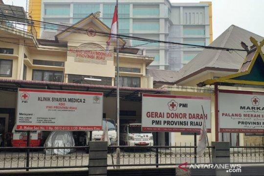 PMI dirikan posko kesehatan untuk bantu korban kabut asap Riau