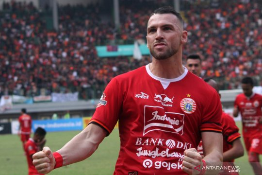 Simic harap The Jak penuhi Stadion Patriot