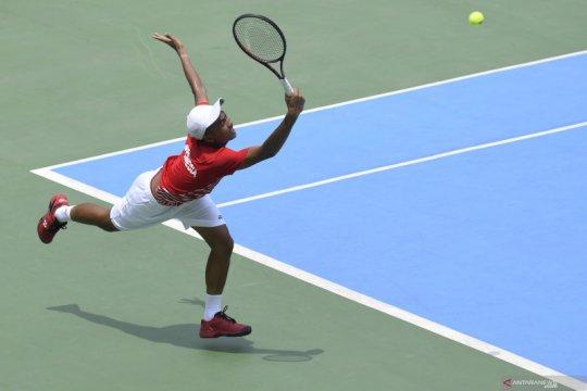 David/Anton gagal perkecil skor dari Selandia Baru di Piala Davis