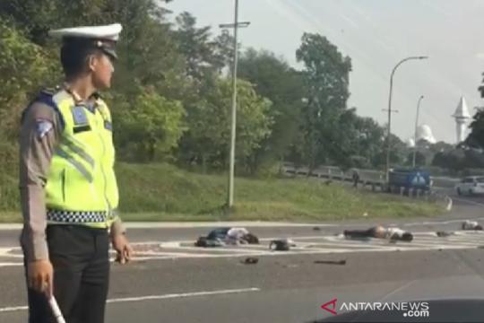 Tiga meninggal dunia akibat kecelakaan tunggal di Bogor