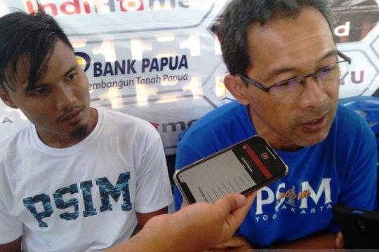 PSBS Biak Numfor kalahkan PSIM Yogyakarta 1-0
