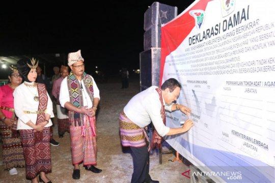 Forum perdamaian gelar karnaval budaya Kabupaten Kupang