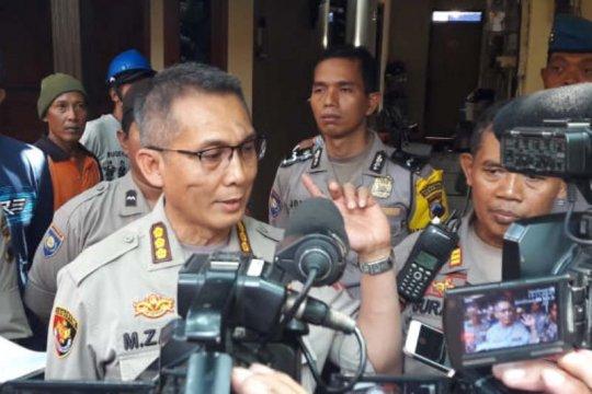 Polda Jateng lanjutkan perbaikan rumah korban ledakan gudang Brimob