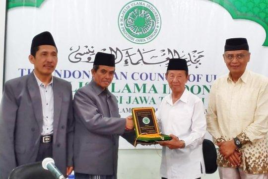 MUI Jateng usulkan Ma'ruf Amin sebagai Ketua Dewan Pertimbangan MUI